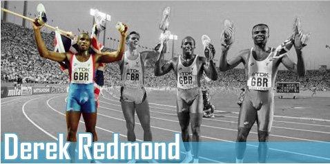 Derek Redmond